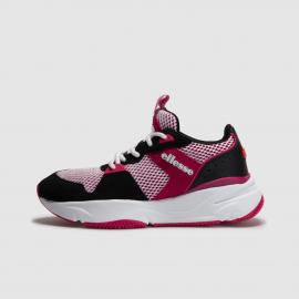 Zapatillas Ellesse Aspio Sued AF negro/rosa mujer