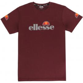 Camiseta Ellesse Sammeti  burdeos hombre