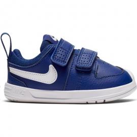 Zapatillas Nike Pico 5 (TDV) azul bebé