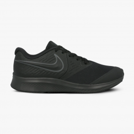 Zapatillas Nike Star Runner 2 (GS) negro/gris junior