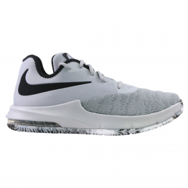 Zapatillas baloncesto Nike Air Max Infuriate III low gris