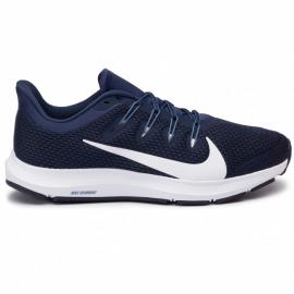 Zapatillas running Nike Quest 2 azul hombre