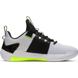 Zapatillas baloncesto Nike Jordan 0 Gravity blanco/negro hom