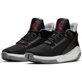 Zapatillas baloncesto Nike Jordan 2x3 negro hombre