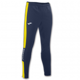 Pantalón Deporte Joma Champion IV azul/amarillo hombre