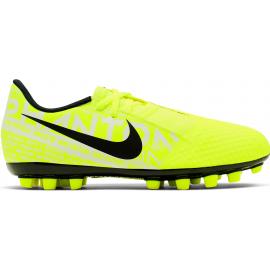 Zapatillas fútbol Nike Phantom Venom Academy AG amarillo jr