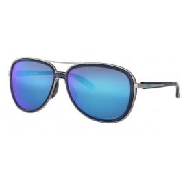 Gafas Oakley Split Time azul lentes prizm sapphire polar