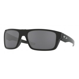 Gafas Oakley Drop Point negro brillo lentes black iridium