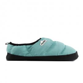 Zapatillas casa Nuvola Classic  verde agua mujer