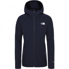 Softshell The North Face Shelbe Raschel azul mujer