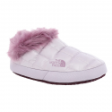Zapatillas The North Face ThermoBall Tent Mule rosa mujer