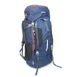 Mochila montaña Nikko Stardust 52 litros Bigpack azul