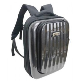Mochila Rígida Urbana Nikko Travel Luggage 17 negro