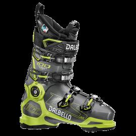 Botas esquí Dalbello Ds Ax 100 antracita amarillo hombre