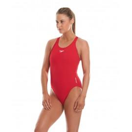 Bañador Speedo Endurance+ Medalist rojo mujer