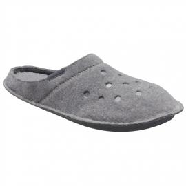 Zapatillas hogar Crocs Classic Slipper gris unisex