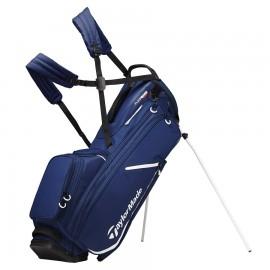 Bolsa golf trípode Taylormade TM19 Flextech Crossover azul