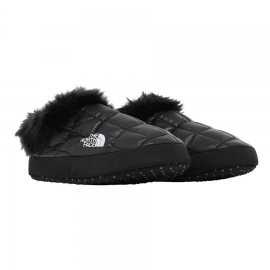 Zapatillas The North Face ThermoBall Tent Mule negro mujer