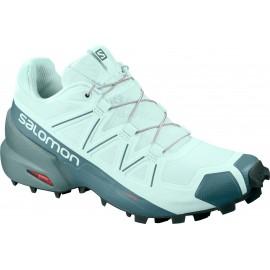 Zapatillas trail running Salomon SpeedCross 5 W verde mujer