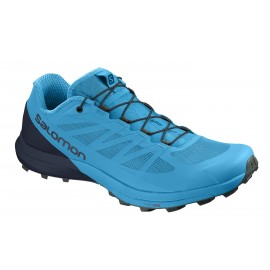 Zapatillas trail running Salomon Sense Pro 3 azul hombre
