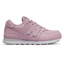 Zapatillas New Balance GC574ERP rosa junior