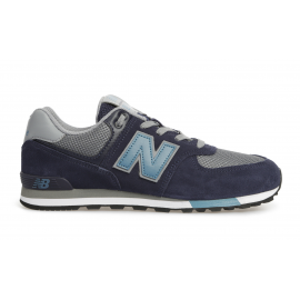 Zapatillas New Balance GC574FND marino/gris junior