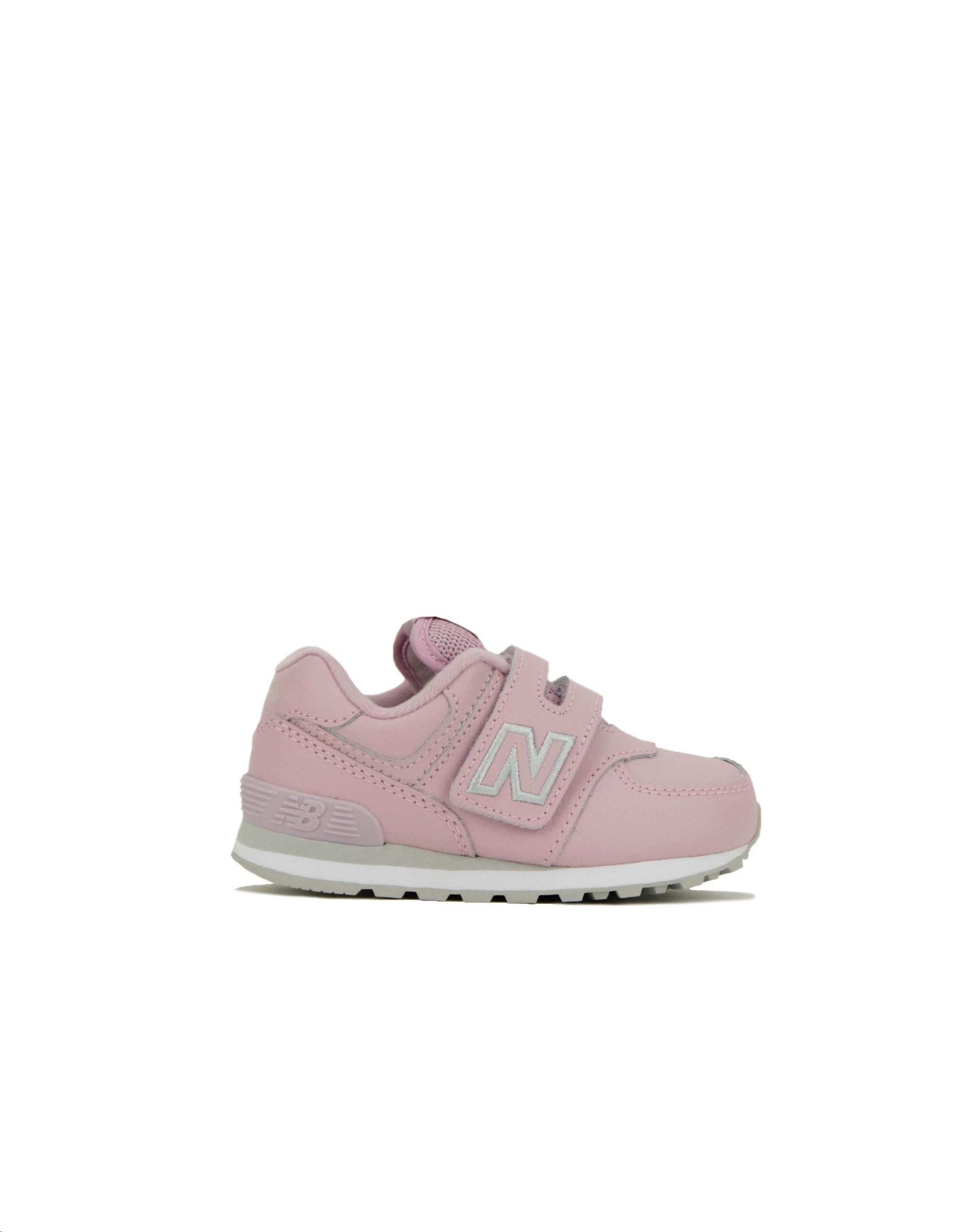new balance bebé rosa