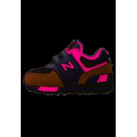 Zapatillas New Balance IV574FNG blanco/rosa bebé