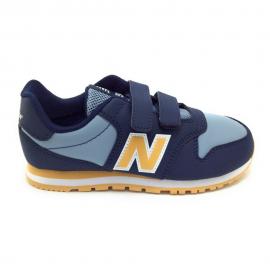 Zapatillas New Balance YV500EA azul niño