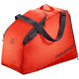 Bolsa botas casco  esquí Salomon Extend Max Gearbag naranja