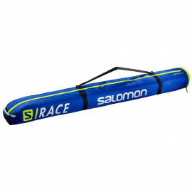 Funda esquí Salomon Extend 1 Pair 165+20 Skibag azul