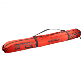 Funda esquí Salomon Extend 1 Pair 165+20 Skibag naranja