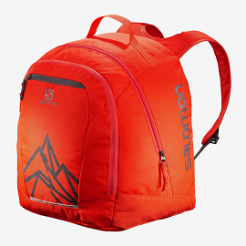 Mochila Portabotas Salomon Gear Backpack naranja