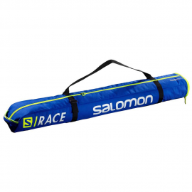 Funda esquís Salomon Extend 1 Pair 130+25 Skibag azul junior