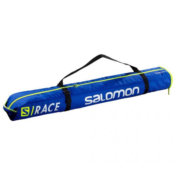 promoción venta de liquidación muchos estilos Funda esquís Salomon Extend 1 Pair 130+25 Skibag azul junior - Deportes Moya