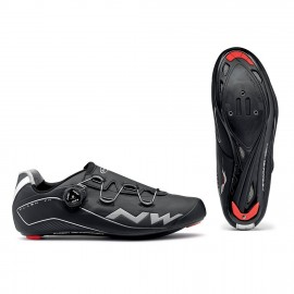 Zapatillas Northwave Flash Th negro road