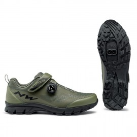 Zapatillas Northwave Corsair forest Mtb-AM