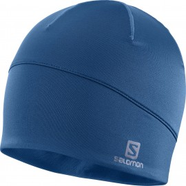 Gorro trail running Salomon Active Beanie azul oscuro