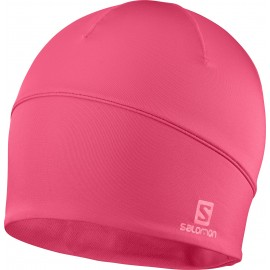 Gorro trail running Salomon Active Beanie rosa