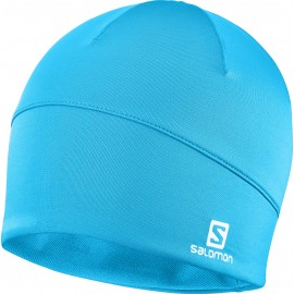Gorro trail running Salomon Active Beanie azul claro