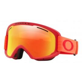 Mascara esquí Oakley O Frame 2.0 Pro Xm rojo neon naranja