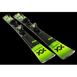 Pack esquís Völkl Deacon 79 + Ipt Wr Xl 12 Tcx Gw negro