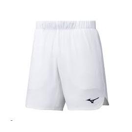 """Pantalón tenis/pádel Mizuno Amplify Short 8"""" blanco hombre"""