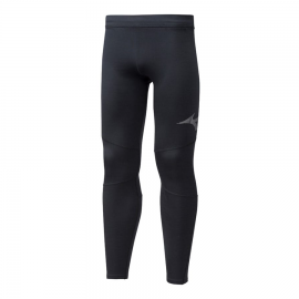 Malla running Mizuno Warmalite Tight negro hombre