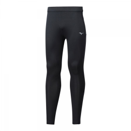Malla running Mizuno Impulse Core Long Tight negro hombre