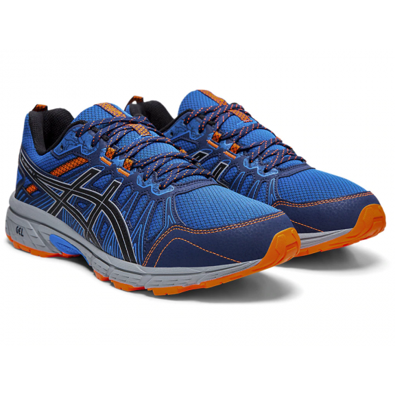 Zapatillas running Asics Gel-Venture 7 azul/gris hombre
