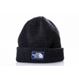 Gorro The Nort Face Salty Dog beanie negro hombre