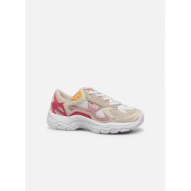 Zapatillas Fila Select Low blanco/rosa mujer