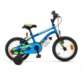 """Bicicleta Conor Ray 14"""" Azul"""