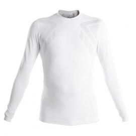 Camiseta térmica Luanvi Sahara blanco